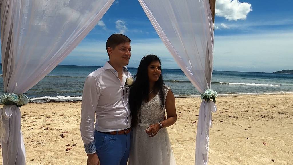 Mein turbulentes Corona-Jahr: Schnelle Hochzeit dank Corona-Krise