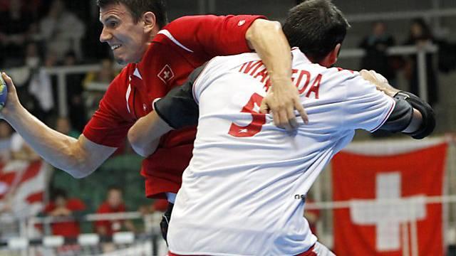 Kein Durchkommen für die Schweizer gegen Spaniens Abwehr