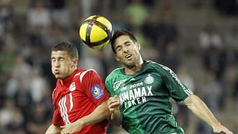 Lille mit dem Belgier Eden Hazard (links) auf Meisterkurs