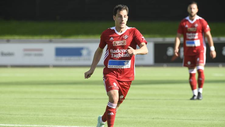 Stefano Cirelli darf sich auf einen spannenden Showdown freuen: Sein FC Baden empfängt in der elften Runde der 1.-Liga-Meisterschaft den FC Solothurn.