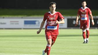 In der Westschweiz gefordert: Stefano Cirelli reist mit dem FC Baden vor der Winterpause nach Delémont.