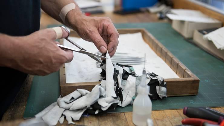 Bei der Ulrich AG  werden chirurgische Präzisionsinstrumente entwickelt und hergestellt. Bild: Adriana Ortiz Cardozo