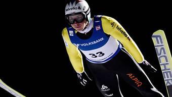 Simon Ammann verpasst Top-Ten-Plätze deutlich