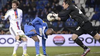 Basel spielt gegen Genk unentschieden und überwintert europäisch