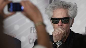 Regisseur Jim Jarmusch am 66. Filmfestival in Cannes