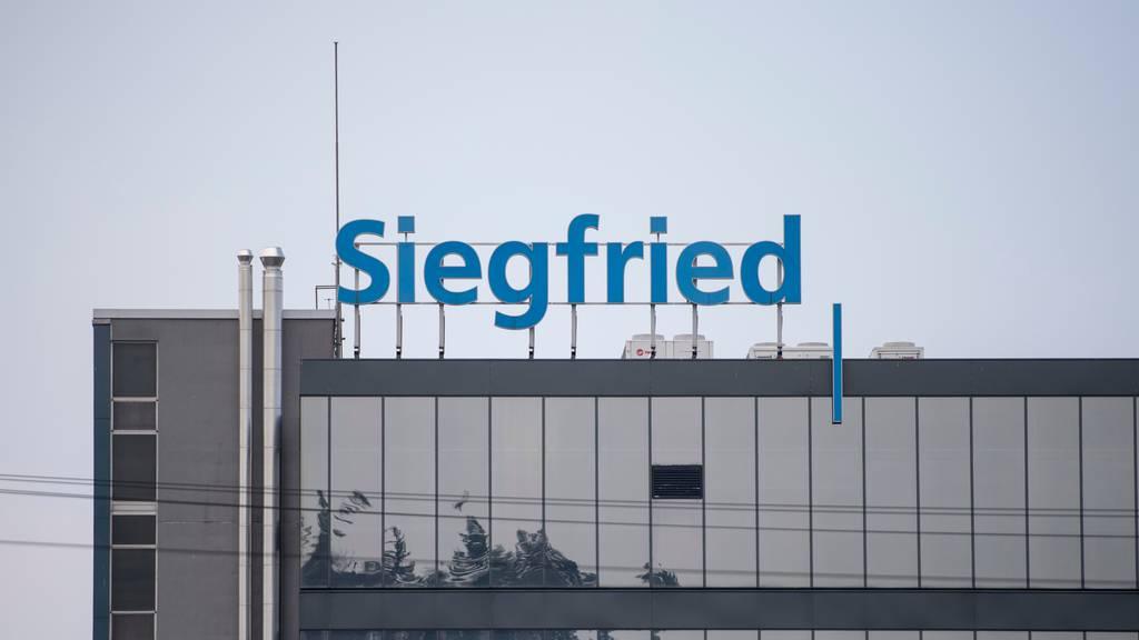 Siegfried übernimmt von Novartis zwei Pharmafabriken in Spanien