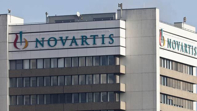 Novartis baut in Basel 600 Stellen ab.