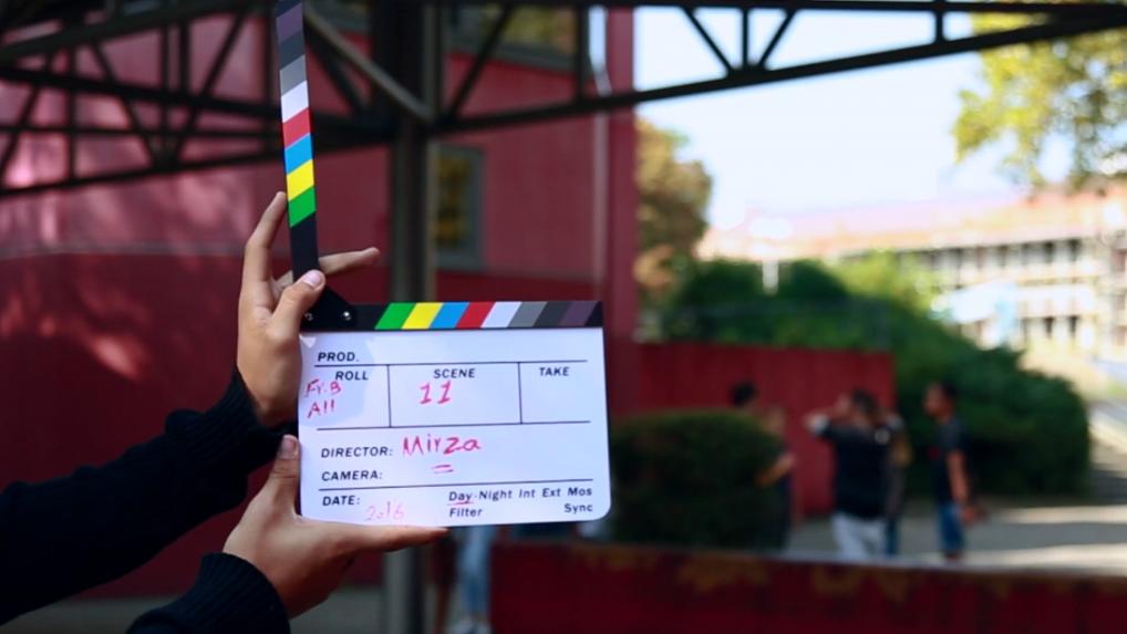 Schule Neuenhof produziert Kinofilm zum Thema «Cybermobbing»