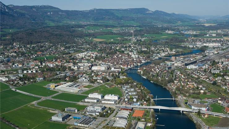 Offiziell will sich die Stadt auf der grünen Wiese im Weitblick-Areal weiter entwickeln – der Verein Masterplan hinterfragt dieses Vorgehen.
