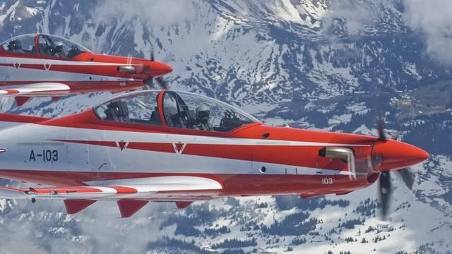 Verkaufsschlager: PC-21-Trainingsflugzeuge (Archiv)