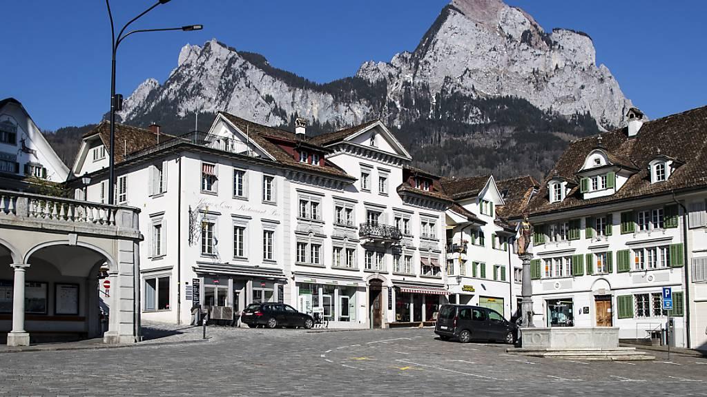 Bezirk Schwyz rechnet für 2021 erneut mit roten Zahlen