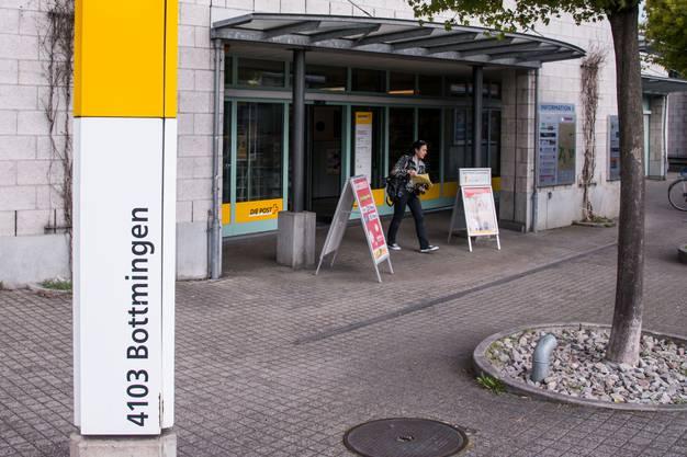 Post Bottmingen wird geschlossen