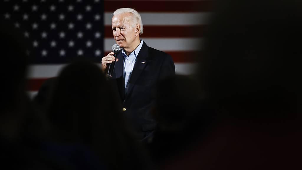 Amtsenthebungsverfahren: Trumps Verteidiger greifen Joe Biden an