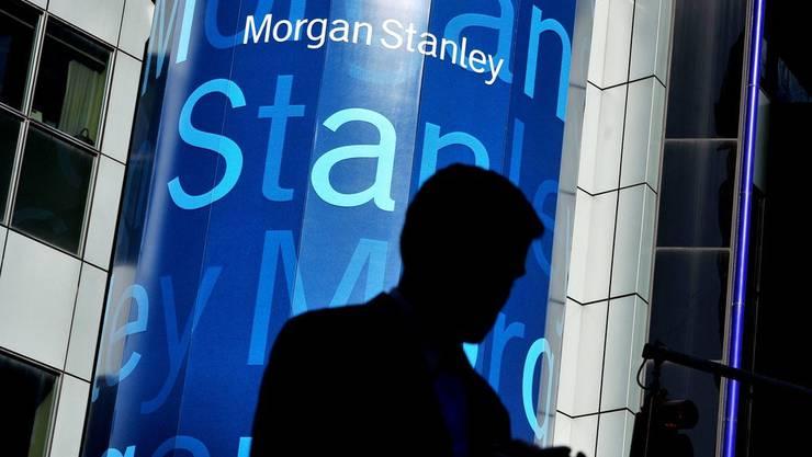 Die Bank Morgan Stanley. Symbolbild.
