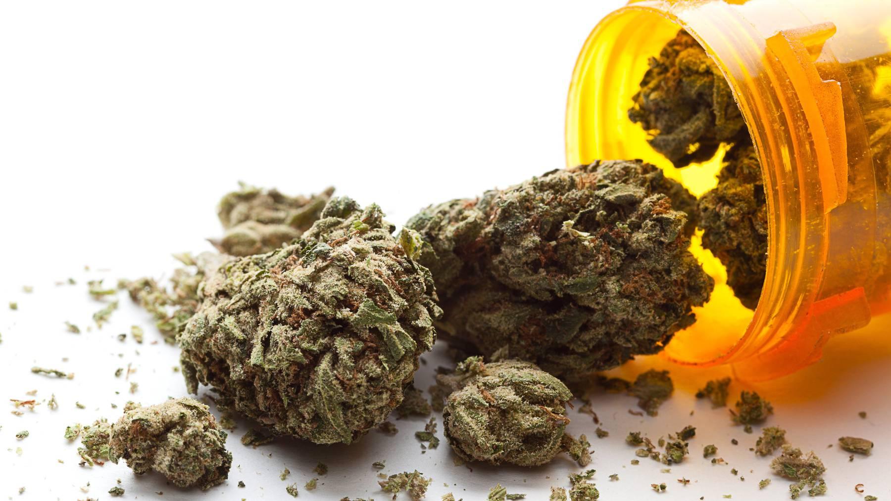 Der Besitz von Cannabis in geringen Mengen könnte straffrei werden.