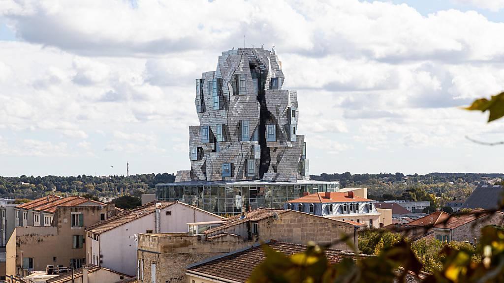 Riesiger Ausstellungskomplex von Milliardärin in Arles eröffnet