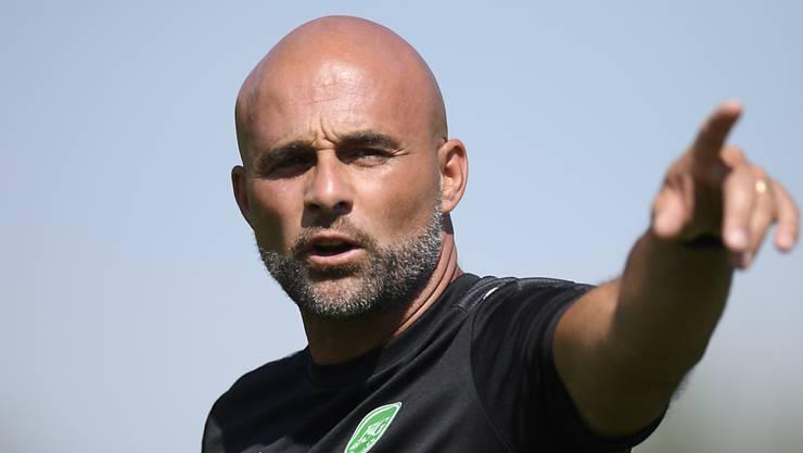 Hat mit dem FC St. Gallen den Anspruch, die Top 5 zu erreichen: Giorgio Contini.