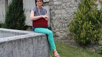 Claudia Venditti leitet als Präsidentin den Seelsorgeverband. Carolin Frei