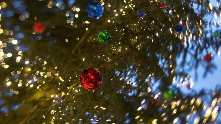 56 Prozent der über 65-Jährigen verzichten heute auf einen Weihnachtsbaum - die Autorin dieser Kolumne auch.