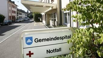 Heute Abend Thema im Einwohnerrat Riehen: die Initiative zur Rettung des Stadtspitals.