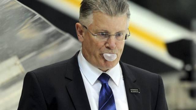Stressbewältigung bei ZSC-Coach Crawford