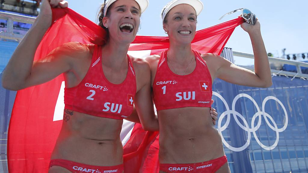 Die Schweiz als Pionier-Nation im europäischen Beachvolleyball