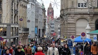 Advents-Sonntagsverkauf in Basel: Gewerbe will zukünftig früher öffnen (Archiv)