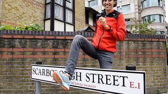 Fabienne Schlumpf verpasste an den Weltmeisterschaften in London ihr grosses Saisonziel