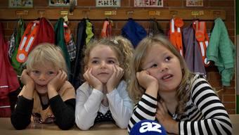 Die Wohler Kindergärtler wissen ganz genau, was sie in den Sommerferien alles machen wollen. Und sie wissen auch: So viel Spass ist nicht allen gegönnt.