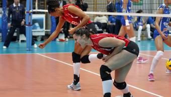 Die Spielerinnen von Volero unterliegen Kasan