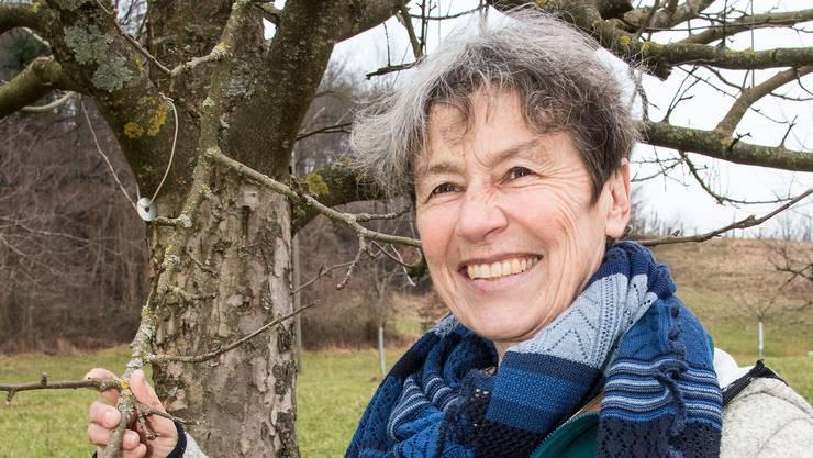 Das Üetental mit seinen Naturwerten gibt Susanne Kaufmann Kraft.