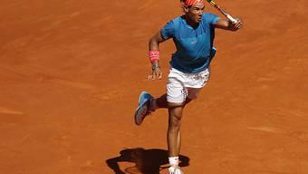 Starker Auftritt: Rafael Nadal