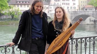 Sonja Wunderlin und Geert Dedapper freuen sich auf das «Troubadix».