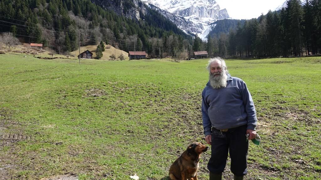 Bauer, ledig, sucht: Das ist Sepp aus Bürglen UR