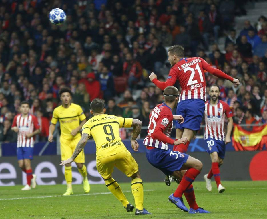 Atlético Madrid vs. BVB