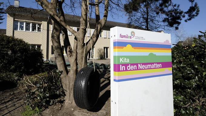 Die betroffene Kita in Riehen.