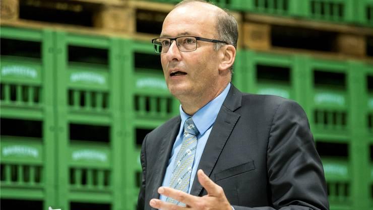 Markus Ritter, Bauernpräsident.Key