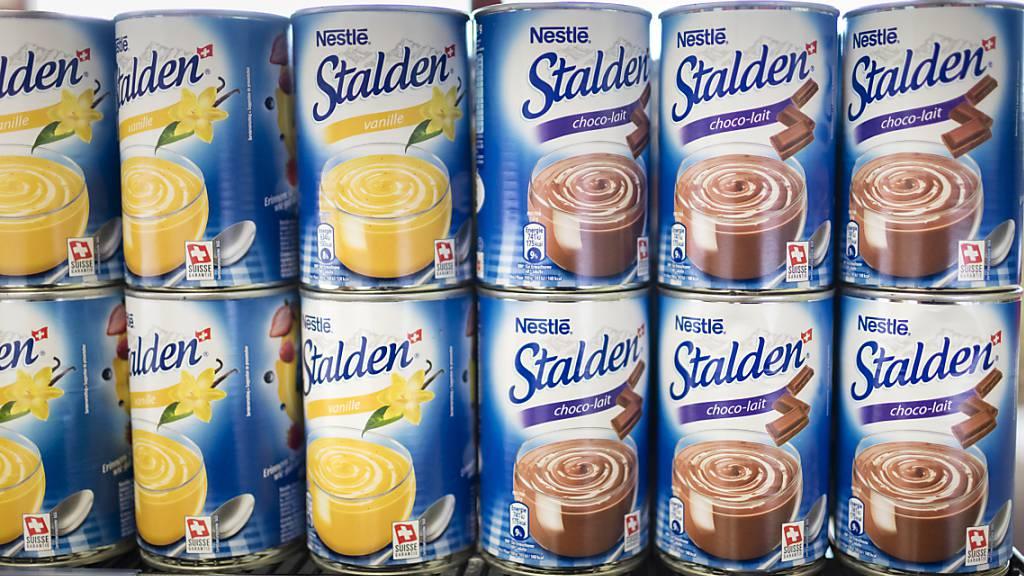 Nestlé trennt sich von der Stalden-Creme