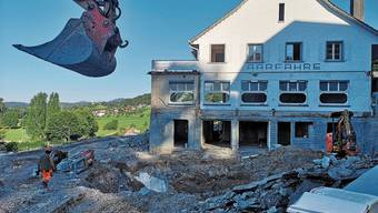"""Die neue BNO beschäftigt sich auch mit den Entwicklungsmöglichkeiten auf dem Gelände der """"Aarfähre""""."""