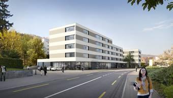 Kappelerhof-Überbauung Baden