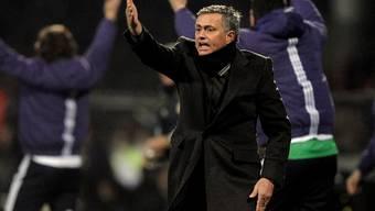 José Mourinho : Darf man so jubeln?