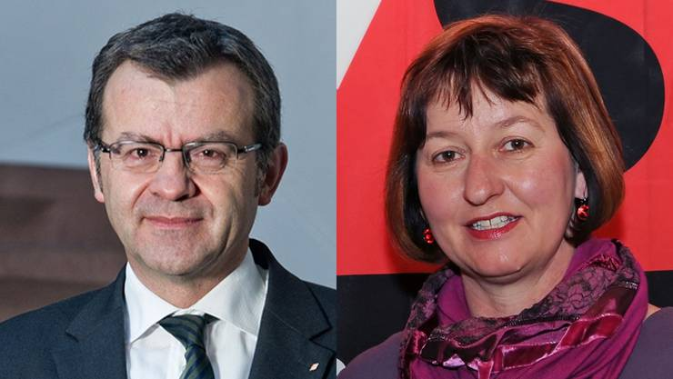 Stadtammann Franco Mazzi ist für vier weitere Jahre in seinem Amt bestätigt worden. Vizeammann Brigitte Rüedin wird vier weitere Jahre mit an der Spitze von Rheinfelden mitbestimmen.