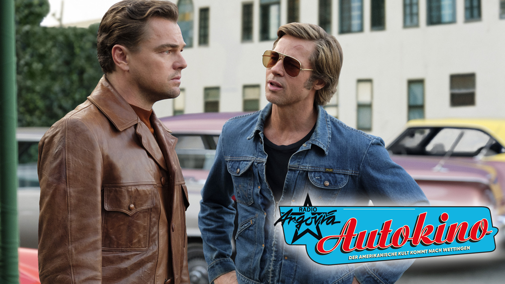 Autokino Wettingen: «Once Upon A Time In Hollywood»