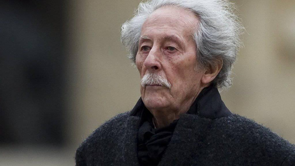 Jean Rochefort ist am 9. Oktober 2017 in Paris im Alter von 87 Jahren gestorben. (Archiv)
