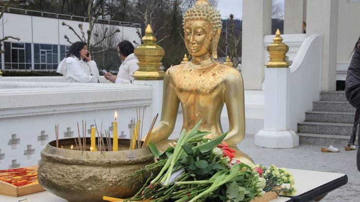 Stillleben mit Buddha