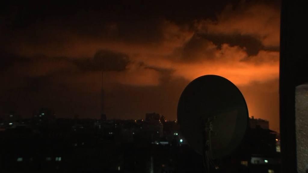 Kurz vor Landung von Maas: Wieder Raketenalarm in Israel