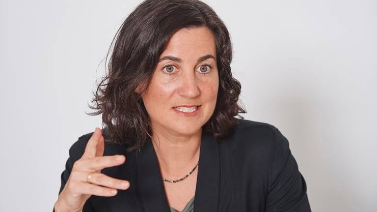 Anna Deparnay-Grunenberg versteht sogar Berndeutsch.