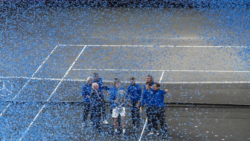 Europäer gewinnen den Laver Cup erneut