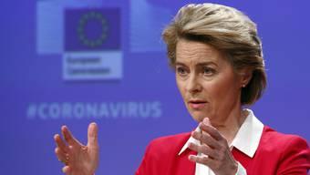Social-Media-Beratung als Privatsache: EU-Kommissionspräsidentin Ursula von der Leyen.