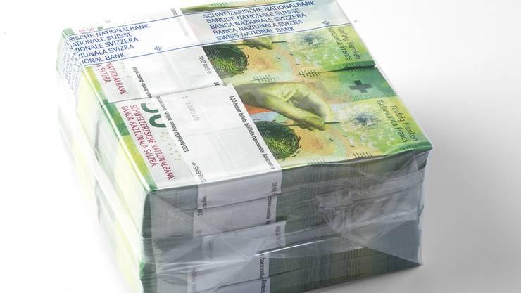 Nein, die Banknoten lassen wir uns nicht nehmen: Das neue 50er-Nötli